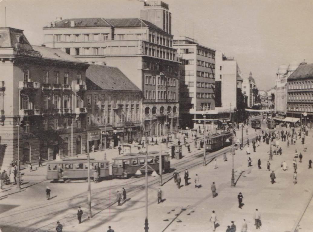 Facebook/Zagreb-kakav je bio nekada