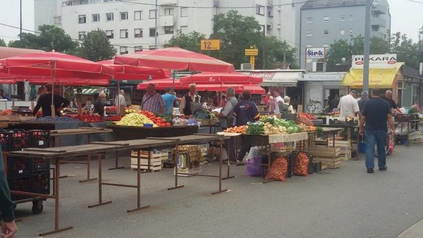 Trešnjevačka tržnica