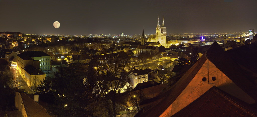 Zagreb_Night