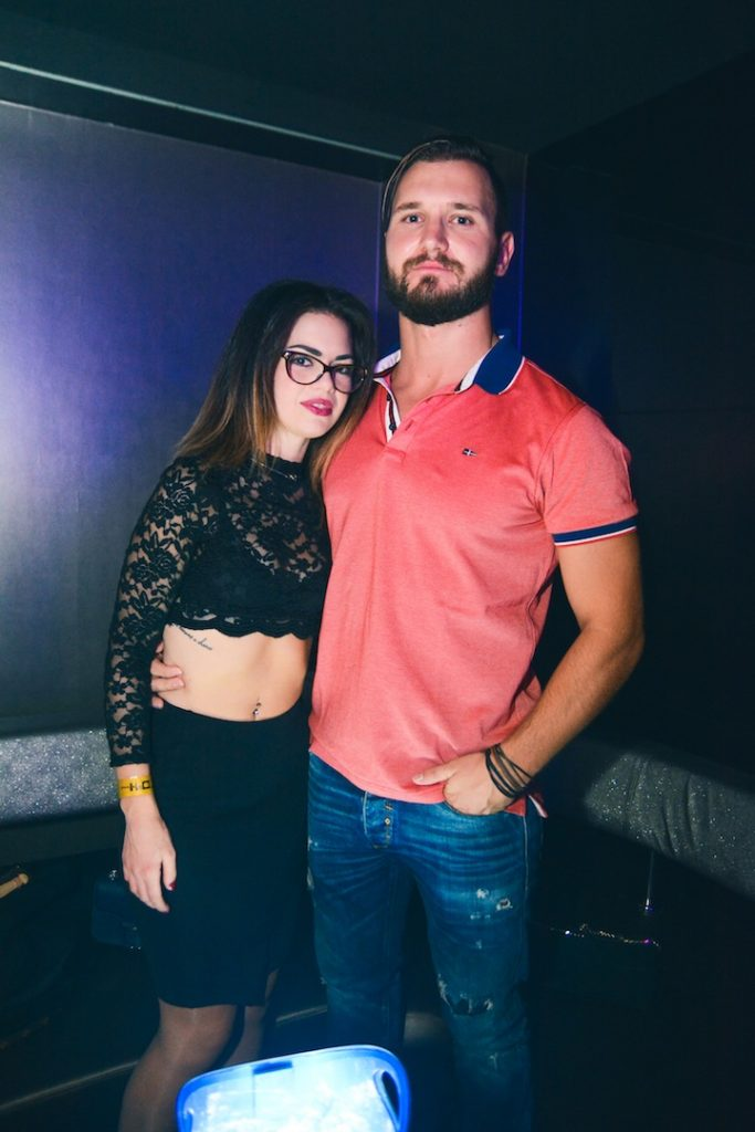-vaterpolist Marko Bautović s djevojkom Eli