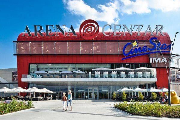 arena centar popusti za rođendan ARENA CENTAR slavi peti rođendan: Očekuju vas super popusti i  arena centar popusti za rođendan