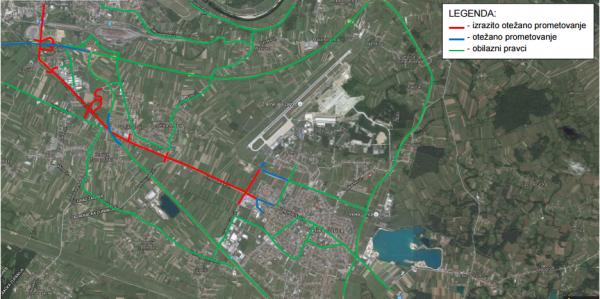 zračna luka zagreb - velika gorica - buzin