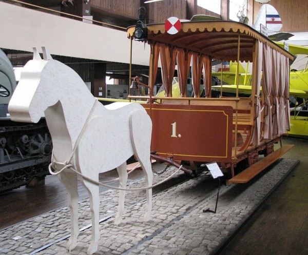 prvi zagrebački tramvaj