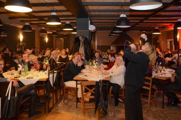 Tereza Kesovija restoran komin