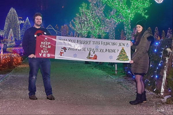 Facebook/Božićna bajka obitelji Šalaj