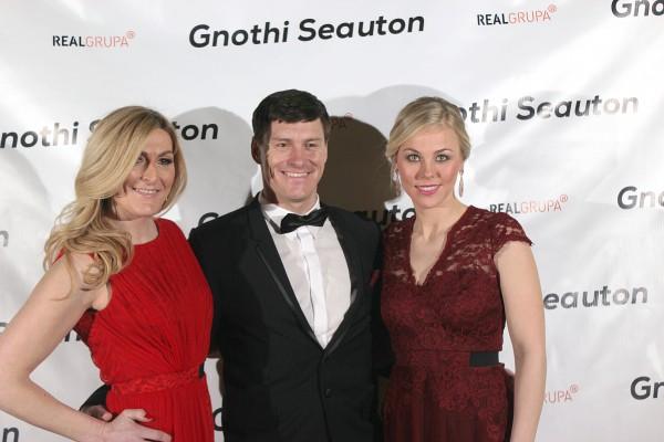 Janica, Elin i Ivica Kostelić