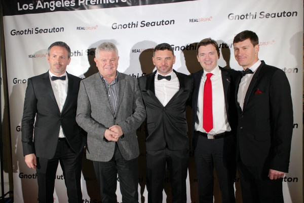 Krešimir Renzo Prosoli, Andro Vlahušić, Bruno Kovačević, Siniša Grgić, Ivica Kostelić