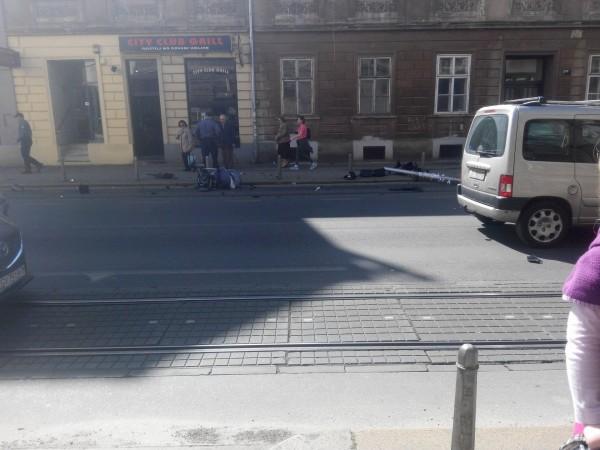 nesreća ilica dr. franje tuđman
