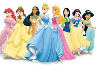 disney princeze