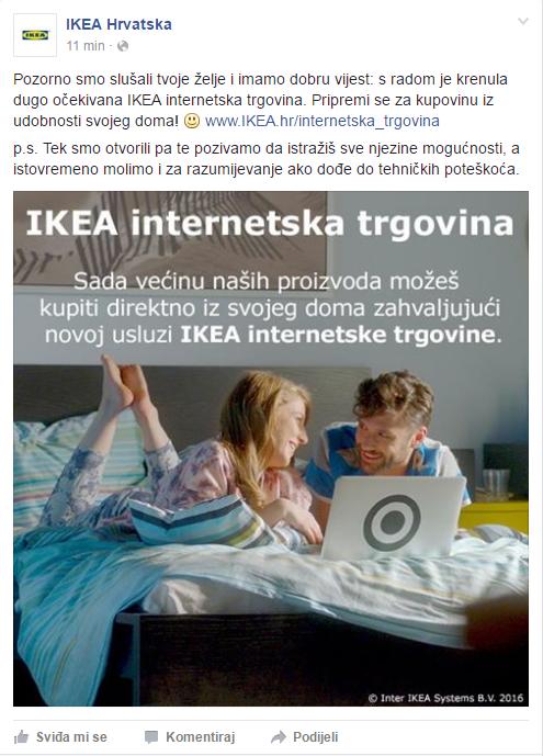 IKEA/Facebook