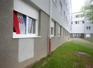 UHVATILA IH POLICIJA: Uspješni sportaš i njegova djevojka crtali četničke grafite po Zagrebu