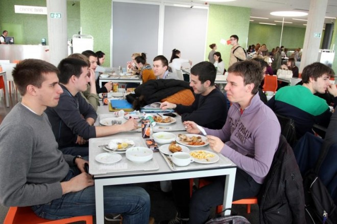 restoran menza studentska