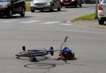 bicikl biciklist nesreća