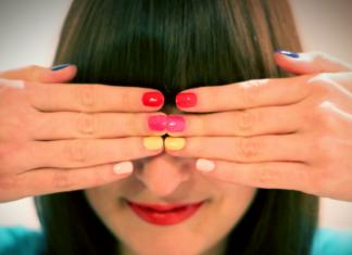nokti boje