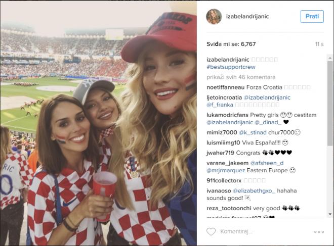 Izabel Andrijanić/Instagram