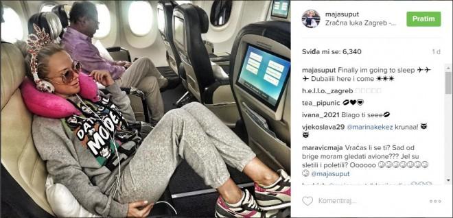Maja Šuput/Instagram