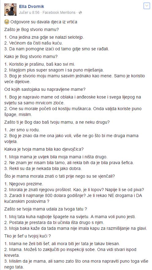 Ella Dvornik/Facebook