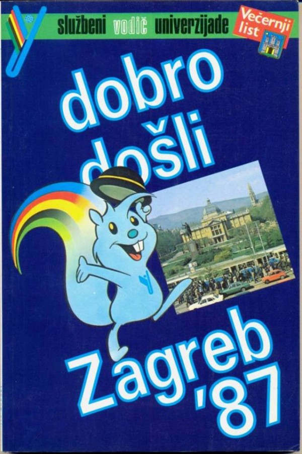 Vladimir Tarnovski/ Zakaj volim Zagreb