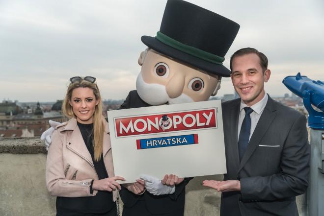 Andrea Andrassy, Mr Monopoly, Lazar Vukovic