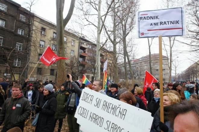 Photo: Zeljko Lukunic/PIXSELL