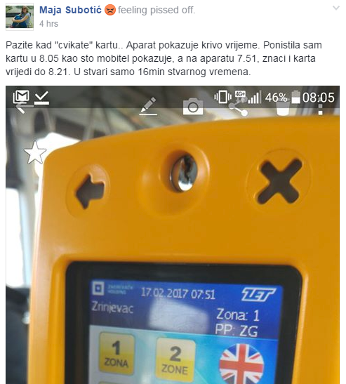 Screenshot/Facebook/Zakaj volim Zagreb