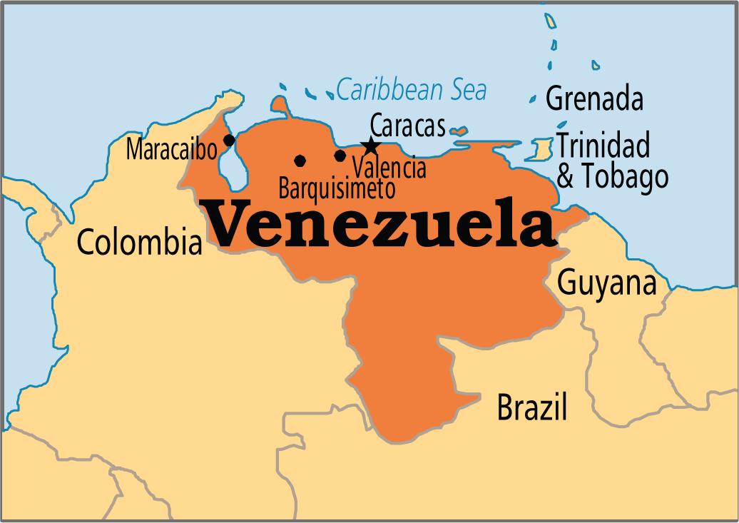 izlazak iz venezule