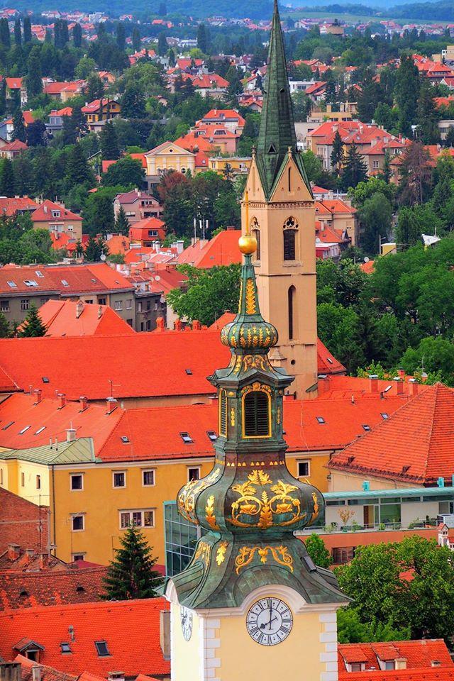 FOTO: Zakaj volim Zagreb/ Irena Štefanec