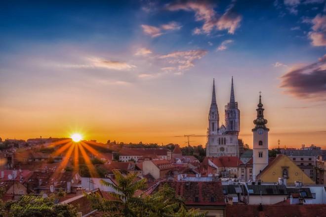 FOTO: Zakaj volim Zagreb/ Ivica Jakovljević