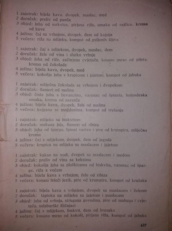 FOTO: Đuka Sinković / Starozagrebački recepti