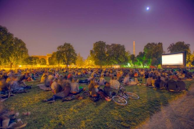 Foto: Matija Kljunak/Screen on the green