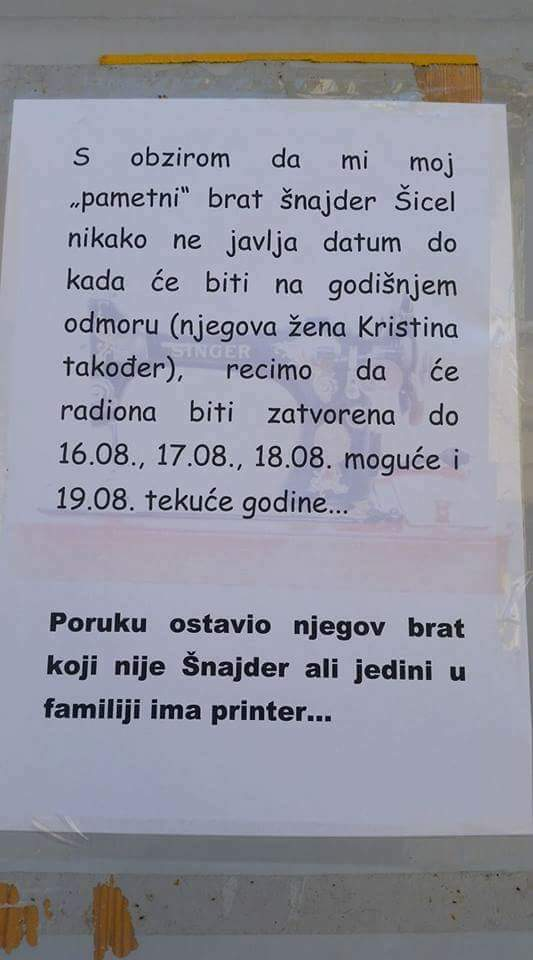 FOTO: Facebook/ Lea Hržić