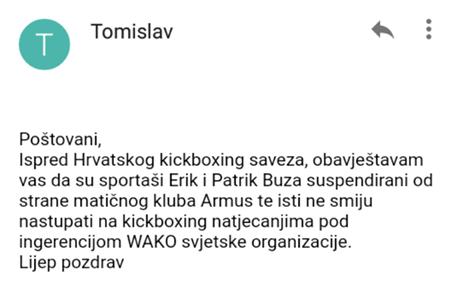 kickboxing klubđ