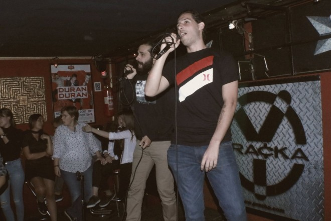 FOTO: Facebook / Karaoke Club Praćka