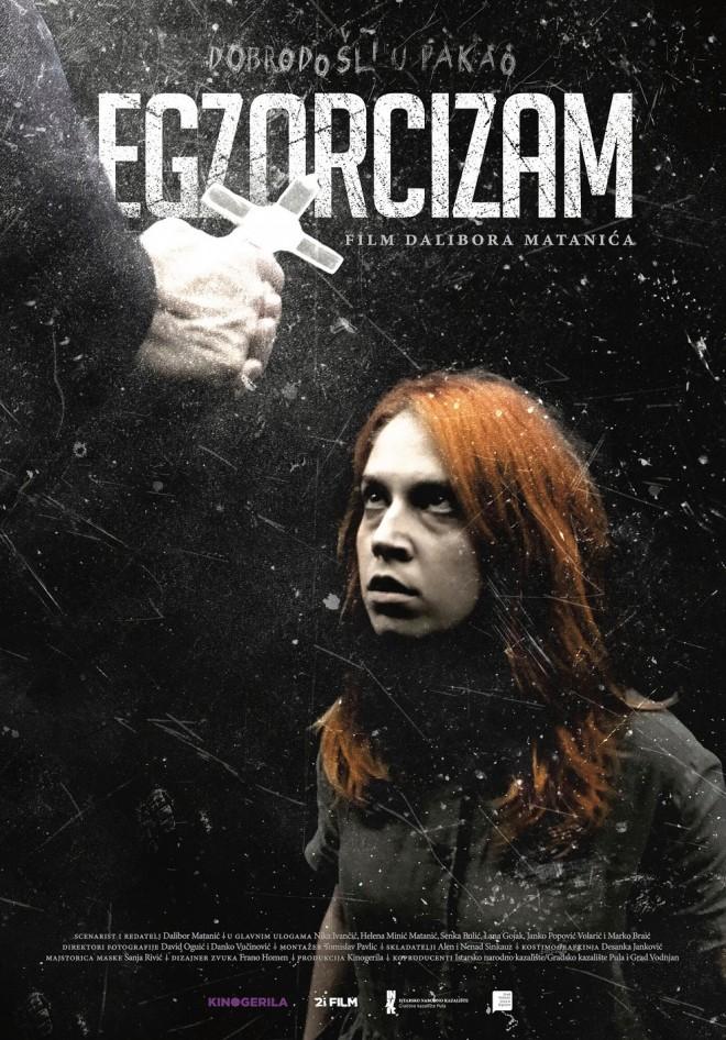 Egzorcizam - kinoplakat