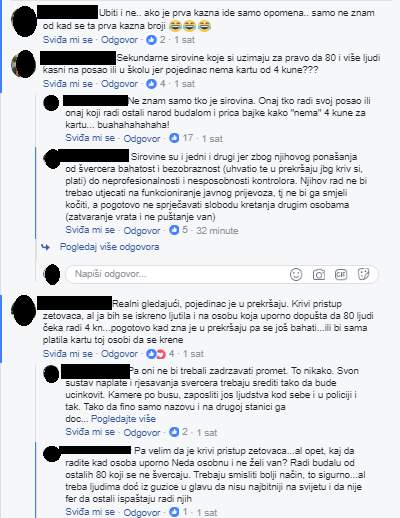 Screenshot: Facebook / I to je Zagreb
