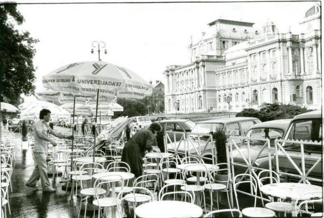 FOTO: Facebook Zagreb - Kakav je bio nekada (SLIKE, VIDEO)
