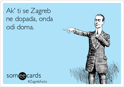 Zagreb facts