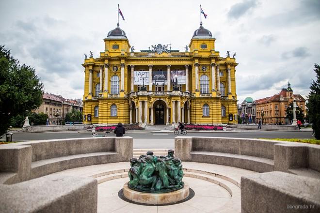 Potres Je Ostetio Sve Povijesne Zgrade U Zagrebu Osim Hnk Postoji Razlog Zagreb Info
