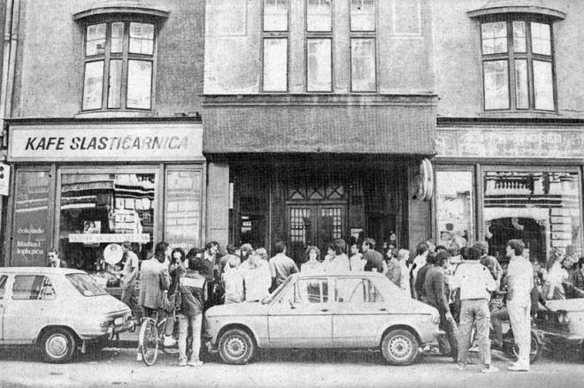 FOTO: Facebook / Osamdesete u Zagrebu
