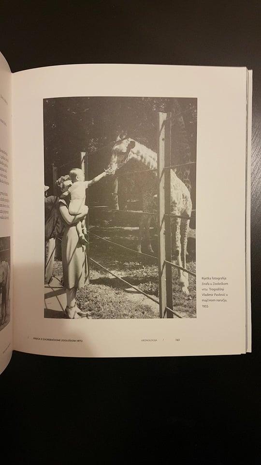 FOTO: Igor Narnek / Divlja djeca Maksimira: Knjiga o zagrebačkome Zoološkom vrtu