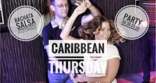 Caribbean Thursday - četvrtak 23.11.2017