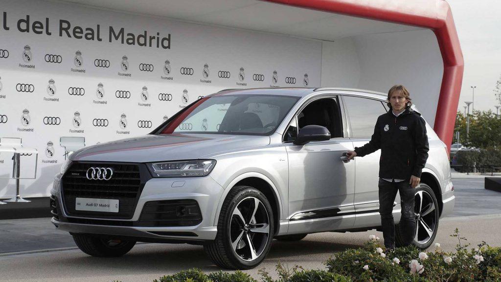 Luka Modrić Audi