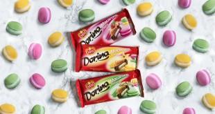 Novo iz Kraša - Dorina Macarons