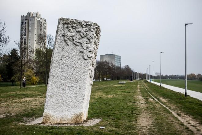 "FOTO: Ivan Klindić [Miro Vuco: ""Kamen temeljac""]"