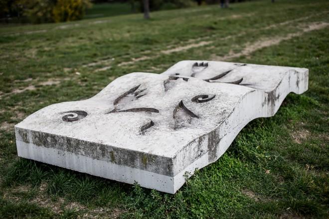 """FOTO: Ivan Klindić [Dora Kovačević: """"Tok""""]"""