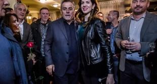 FOTO: Ivan Klindić / Milan Bandić i Dajana Antonija Bebek