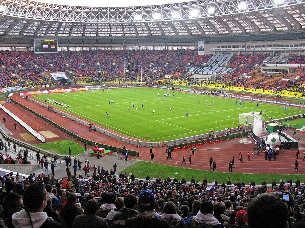 Stadion Luzhniki u Moskvi (foto: wikimedia.commons)