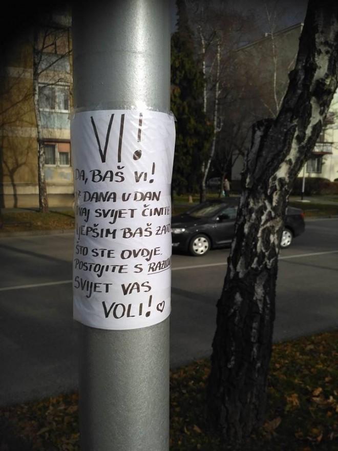 FOTO: Paula Fuček / Zakaj volim Zagreb