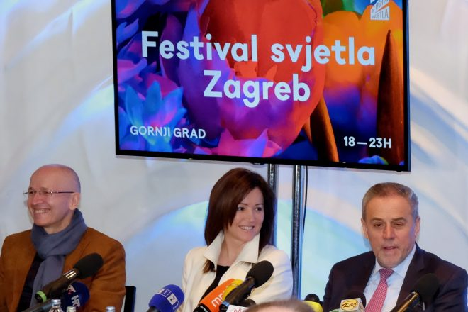 Najavljen Festival svjetla Zagreb 2018.