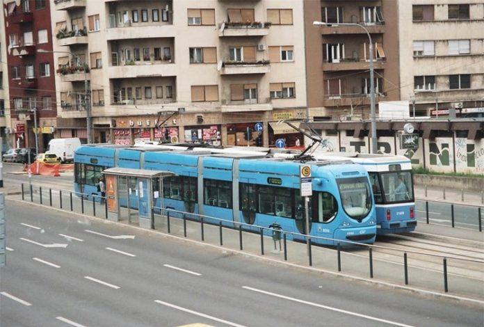 Tramvajske Linije 2 6 I 8 Voze Izmijenjeno U Zagrebu Se Masovno